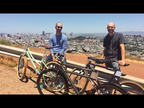 Let's Ride: San Francisco On Electric Bikes, SF Bike Coalition, New Wheel Bernal Heights