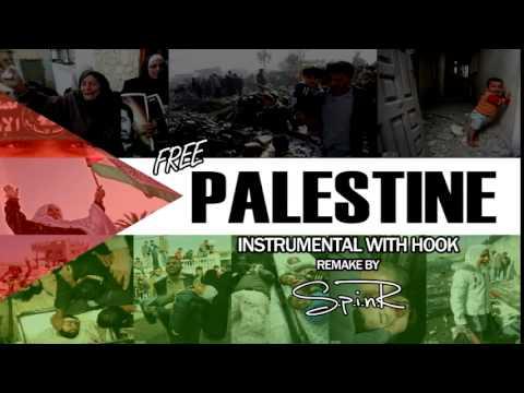 Lowkey - Free Palestine Instrumental With Hook ( Remake By S.P.I.N.R)