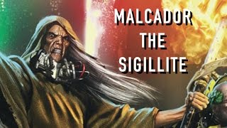 40 Facts and Lore about Malcador the Sigillite Warhammer 40K