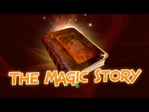 THE MAGIC STORY (COMPLETE PT 1 & 2), FREDERICK DEY - AUDIOBOOK - NARRATOR, MICHAEL ROSS