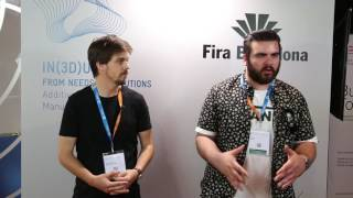 Interview with Samuel Bernier & Paul Sohi | Le FabShop | Autodesk |IN(3D)USTRY 2016