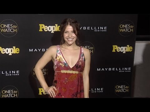 Paige Spara attends People's 2016