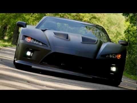 $225,000 2012 Falcon F7 7.0 V8 620 hp 200 mph 0-60 mph 3,6 s 1260 kg