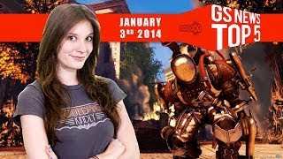 Xbox Ones leaking, free Bioshock Infinite + the future of Resident Evil! - GS News Top 5(Nintendo tries to convince gamers the Wii U is a brand new console, Capcom reminds people why Resident Evil is popular, Xbox Ones are leaking, a Naughty ..., 2014-01-04T00:00:01.000Z)