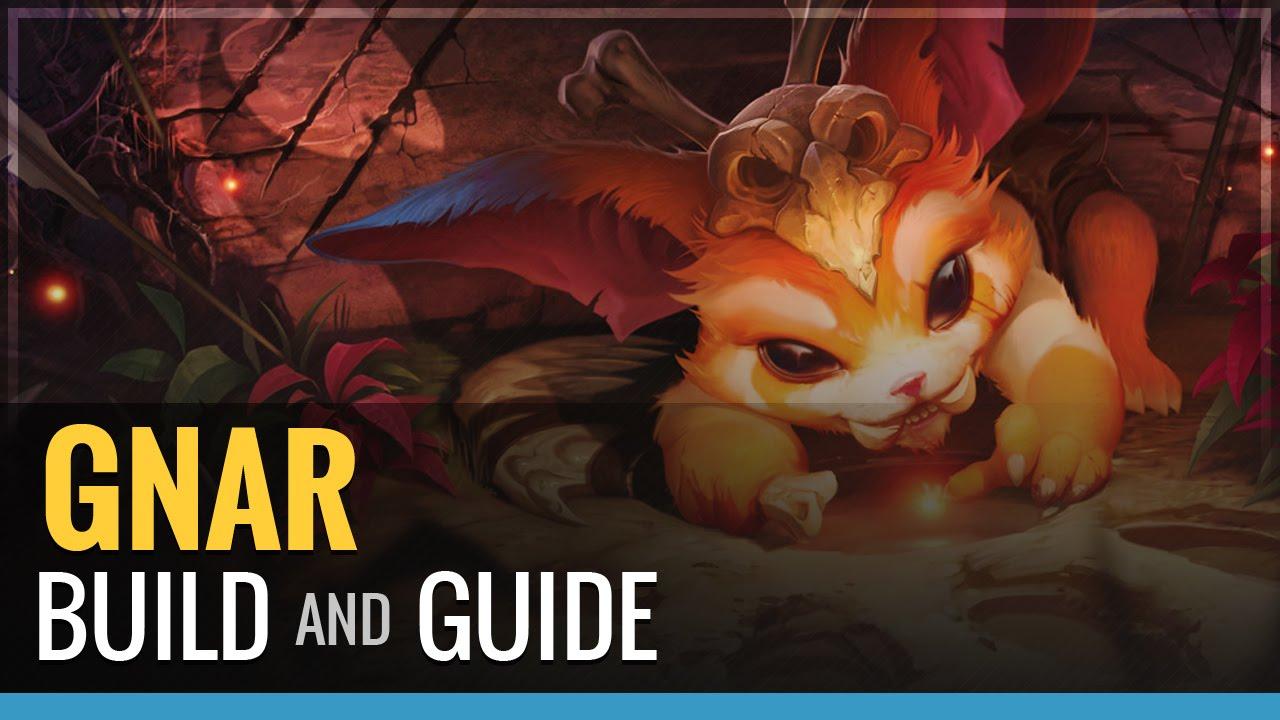 League of Legends: guide - Gnar