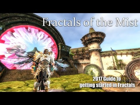 [GW2] Intro to Fractals 2017: Understanding the Basics, and building to 150 AR