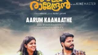 Aarum Kaanaathe | Allu Ramendran | lyrics(English)