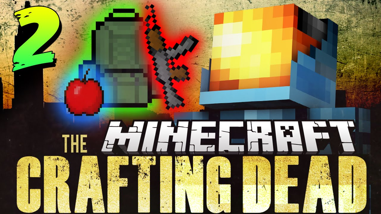 the crafting dead mod minecraft crafting dead mod pack 2 bunker loot jackpot 5576