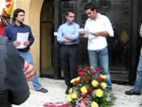 Memorie storiche Il Primo Settembre 1847 in Messina   La rivoluzione del 1848 in Messina