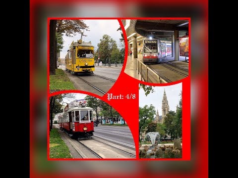 Wonderful Vienna, its Tram, Metro, Fiaker and beautiful Cafés / Austria, September 2017 / Part: 4/8