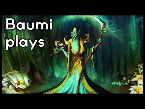 Dota 2 | TWITCH CHAT = PROPHETS | Baumi plays Necrophos