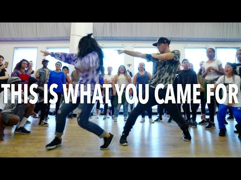 THIS IS WHAT YOU CAME FOR - Rihanna X Calvin Harris Dance | @MattSteffanina ft Conor Maynard