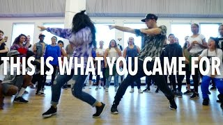 """THIS IS WHAT YOU CAME FOR"" - Rihanna X Calvin Harris Dance 