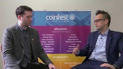 CoinJournal Interviews Matthew Rodbourne, Of Ethbits at CoinFest UK