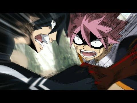 Нацу против Грея / Natsu Vs Gray [Fairy Tail 3 Final]