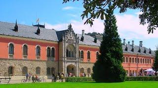 Замок Сихров Чехия(Замок Сихров Чехия. Экскурсия по замку Сихров в Чехии.Чехия славится своими замками. Один из самых известны..., 2016-10-10T15:15:41.000Z)