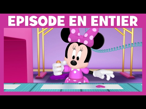 La Boutique De Minnie - La Machine à Rubans - Episode En Entier
