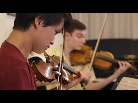 Summer Performing Arts with Juilliard | Strings, Shanghai 2018