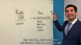 So you have a Roth IRA...Why!?