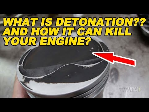 What is Detonation, and How Can It Kill Your Engine?