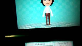 3DS How To Change Your Mii Name (Online)