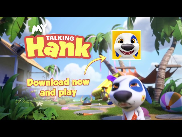 My Talking Hank – Photo Prank (Feature Trailer)