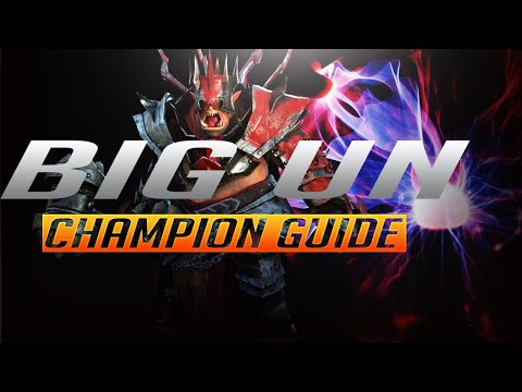 Big Un Champion Guide & Spotlight   RAID Shadow Legends