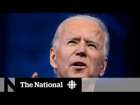 CBC News: The National: U.S. electoral college confirms Biden's win; Barr resigns