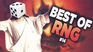 Best of RNG #14 - Hearthstone Funny & Lucky Random Moments