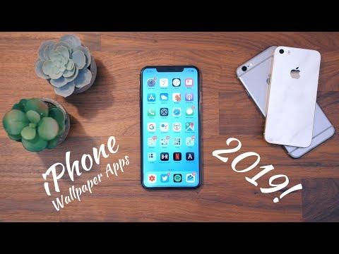 The Best Wallpaper Apps For IPhone 2019!