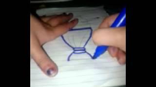 Como dibujar una copa