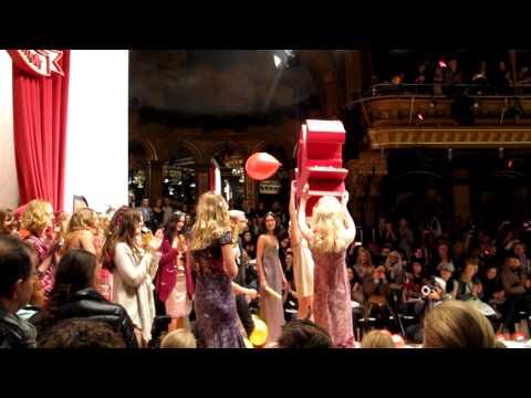 Odd Molly fashion show Berns 2012