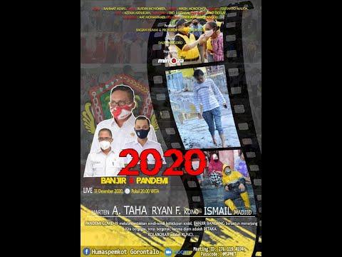 Banjir dan Pandemi di 2020