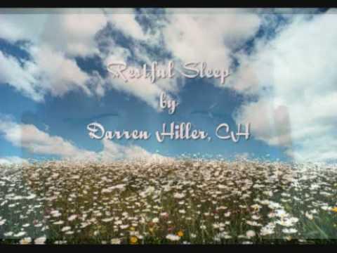 Restful Sleep mp3 Hypnosis Download Sample - by Darren Hiller