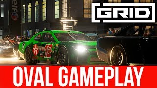 GRID 2019 EXCLUSIVE LIVE NIGHT Gameplay - OVAL STOCKS