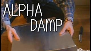 Second Skin Alpha Damp UnBoxing - EXO's Highest Quality Sound Deadener Review - BEST MAT EVER