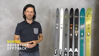 Fischer Nordic | Adventure Offtrack Skis 20l21
