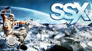 [300] MB Download! SSX On Tour PSP IOS! For Android! High Compress Game!