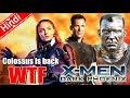 X Men Dark Phoenix Brings back OLD Colossus actor (Explain In Hindi)