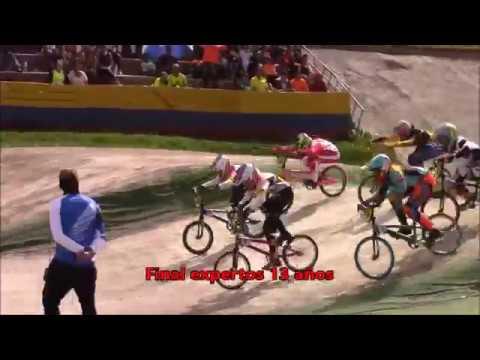 BMX Antioquia- Finales V Válida en Ubaté