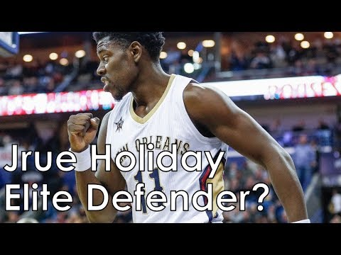 FILM REVIEW: Jrue Holiday is one of the best defenders in the NBA
