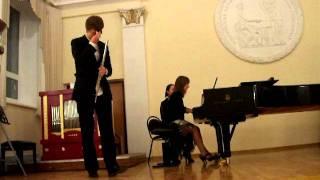 Andersen: Ballade et danse des Sylphes for Flute & Piano.
