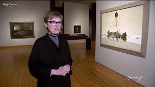 Seattle Art Museum unveils new Andrew Wyeth exhibition - KING 5 Evening