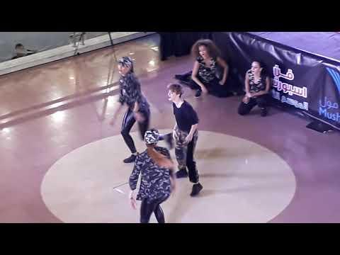 Dance Performance in UAE