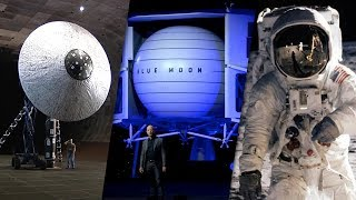 Space News | Blue Origin's Lunar Lander and a Solar Storm is about to hit Earth