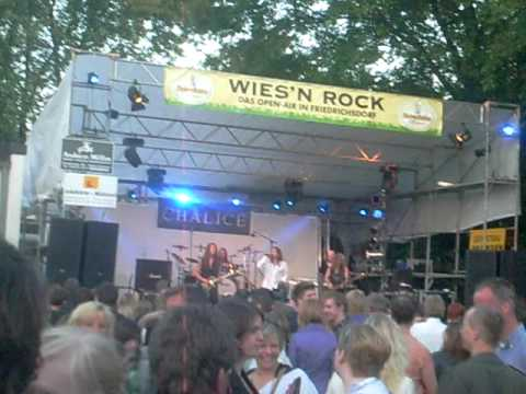 Châlice - Turn into, Live at Wies'n Rock 2009 - Friedrichsdorf