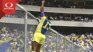 Fut Retro: América elimina a Cruz Azul en 1993-94 | Televisa Deportes