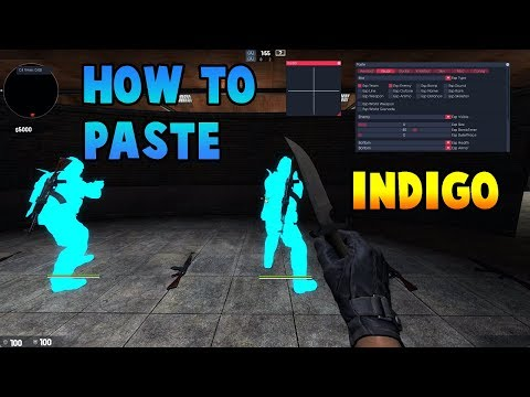 CS:GO - How to Paste Indigo (Add Junk code, Remove features)