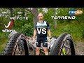 Test av Cykelvasadäck Vittoria Peyote och Terreno