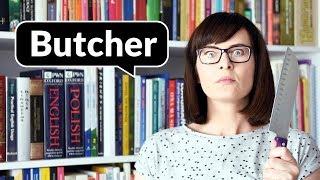 Butcher – baczer czy buczer? | Po Cudzemu #184